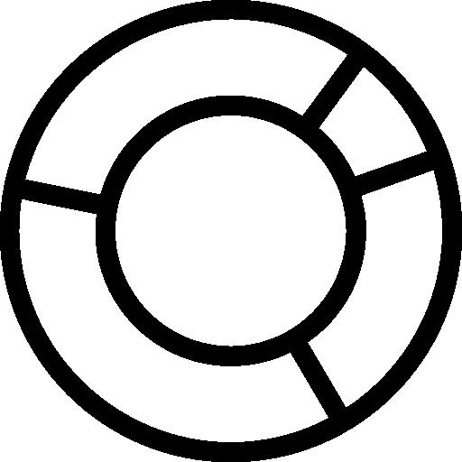 SE1ECTMEDIA - Services - Marketing Automation - Icon - Customer Segmentation - Icon of Pie Chart